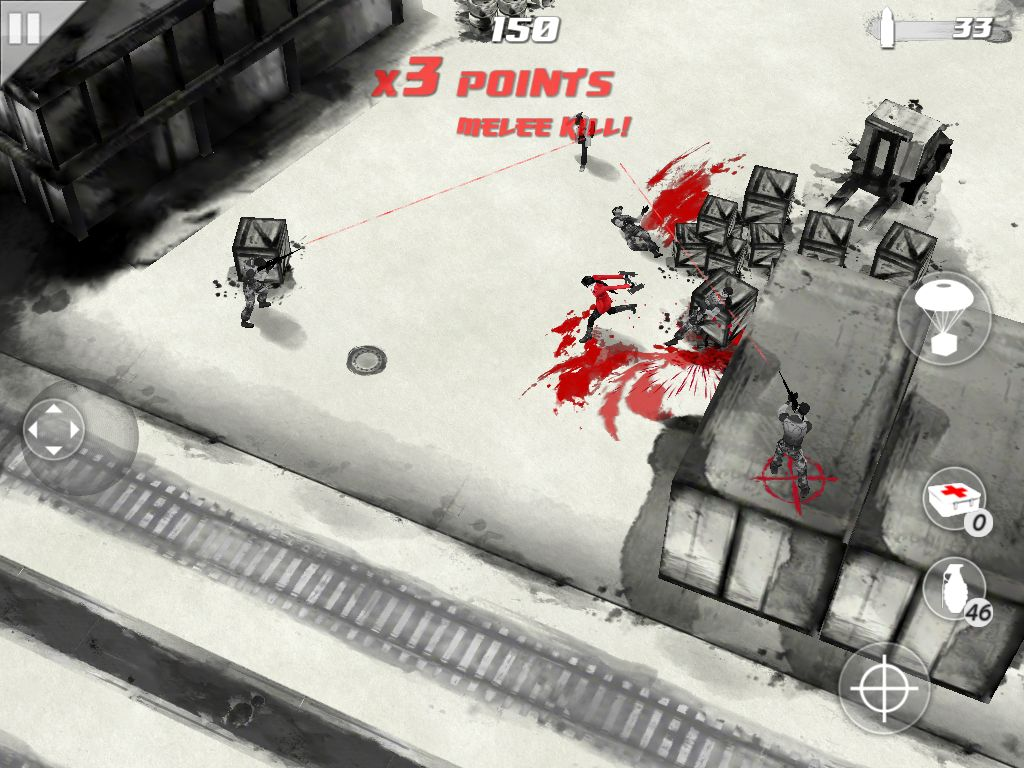 John Woo's Bloodstroke
